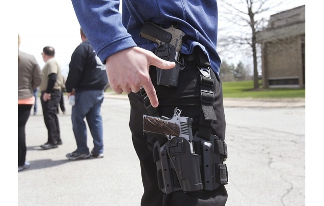 Can-I-Conceal-Carry-Two-Guns