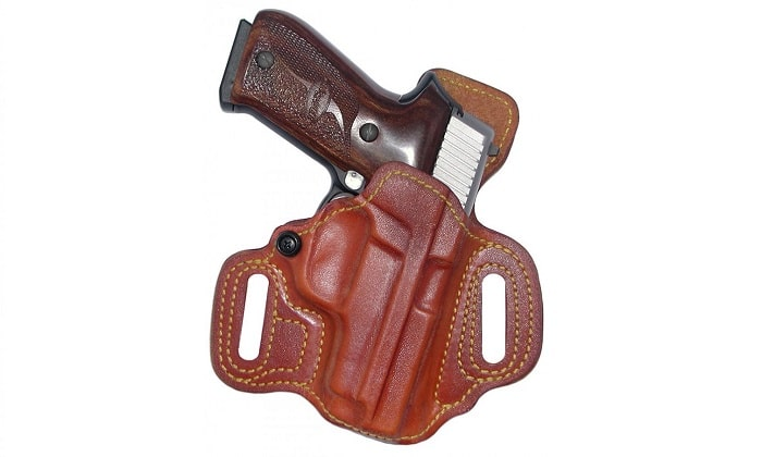 How-to-Break-in-a-Leather-Holster